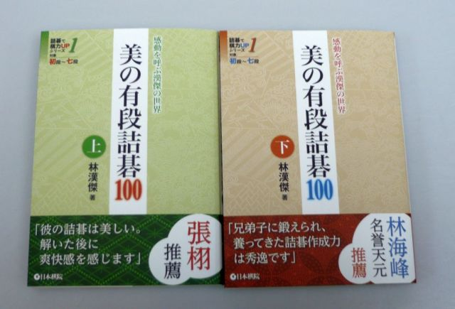 Beautiful Dan Level Tsumego 100
